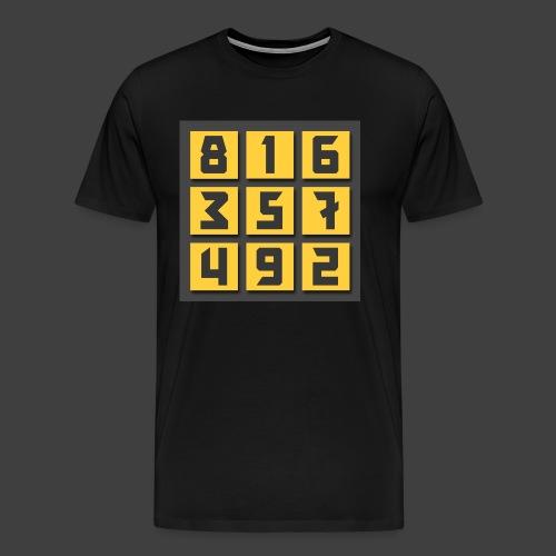 3 X 3 - Men's Premium T-Shirt