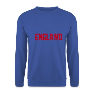 White England Sweatshirt - Men's Sweatshirt