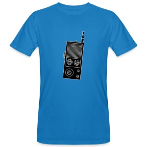 Funkgerät Walkie-Talkie 2 - Männer Bio-T-Shirt
