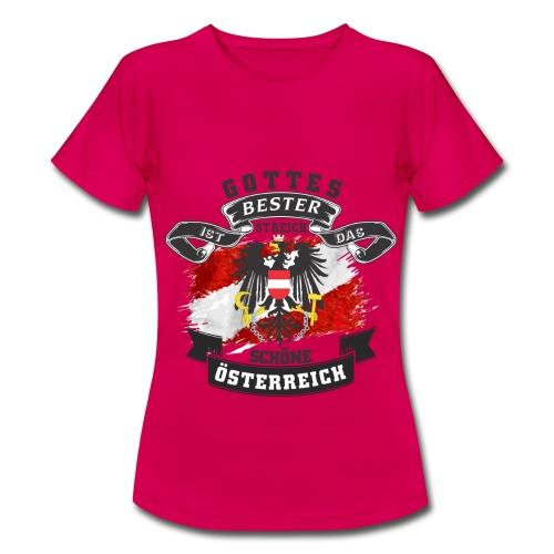 Österreich Edition Streich DAMEN - Frauen T-Shirt