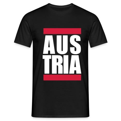 Österreich Edition HERREN - Männer T-Shirt