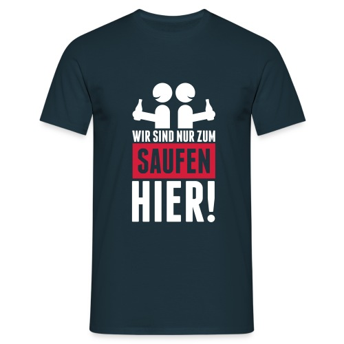 Österreich Edition saufen HERREN - Männer T-Shirt