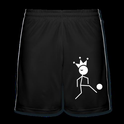 Voetbalkoning short - Mannen voetbal shorts