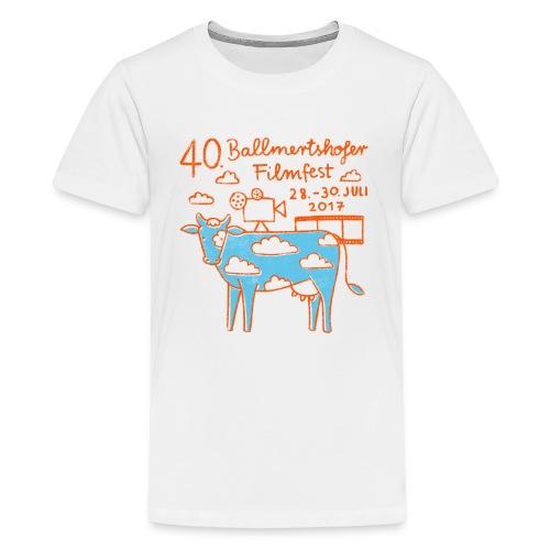 Teenager T-Shirt 2017 - Teenager Premium T-Shirt
