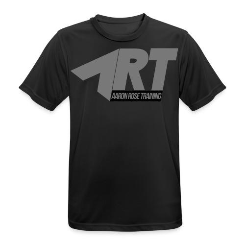 Men's Blackout Sport T-Shirt - Men's Breathable T-Shirt