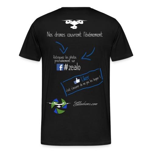 Festival Pub - T-shirt Premium Homme