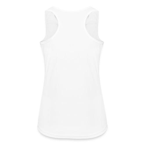 Runnershirt  - Pustende singlet for kvinner