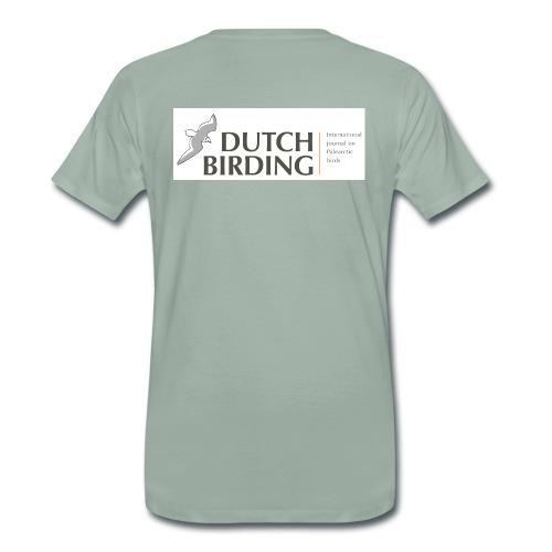 Dutch Birding Premium T-shirt Man - Mannen Premium T-shirt