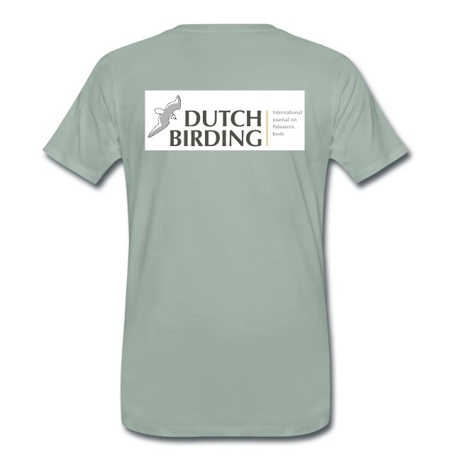 Dutch Birding Premium T-shirt Man
