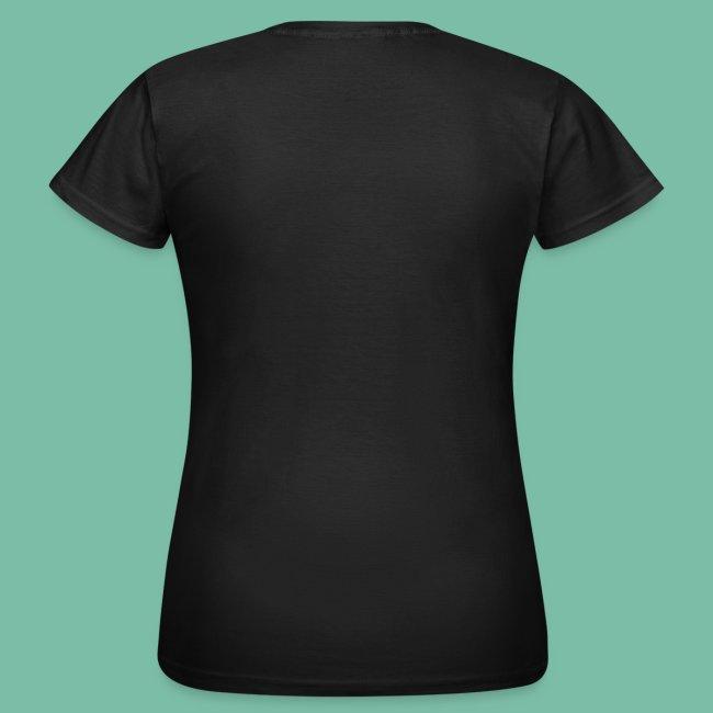 T-shirt femme basic Arbre phare doré