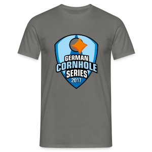 German Cornhole Series 2017 Fanshirt men - Männer T-Shirt