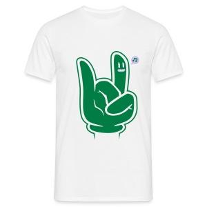 tha fingers - Mannen T-shirt
