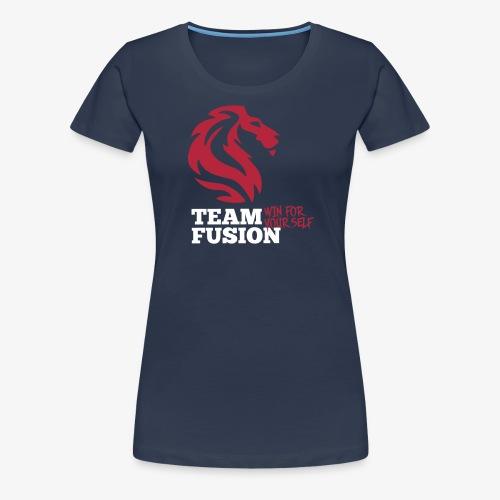 MossoTeamFusion - Maglietta Premium da donna