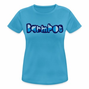 Barmpot Women's Breathable T-Shirt - Women's Breathable T-Shirt