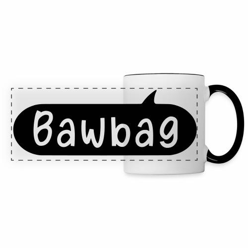 Bawbag Glasgow Slang Mug - Panoramic Mug