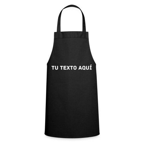 Delantal Personalizable - Delantal de cocina