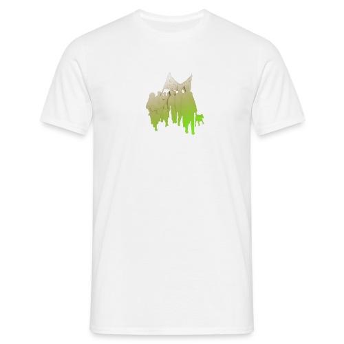 Plain Marcher shirt - Men's T-Shirt