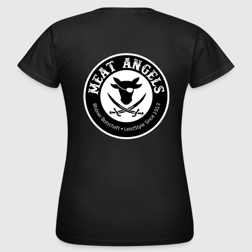 Damen T-Shirt – Meat Angels - Frauen T-Shirt