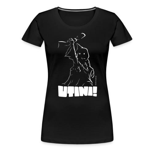 Utini Frauen schwarz - Frauen Premium T-Shirt