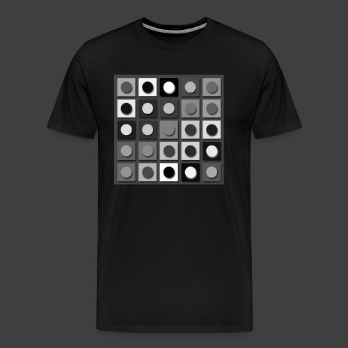 5 x 5 - Men's Premium T-Shirt