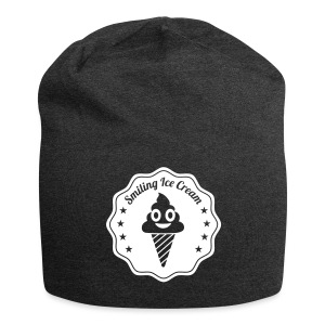 Smiling Ice Cream Batch - Jersey-Beanie