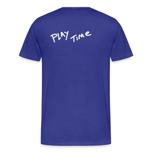 Play Time Tshirt - Men's Premium T-Shirt