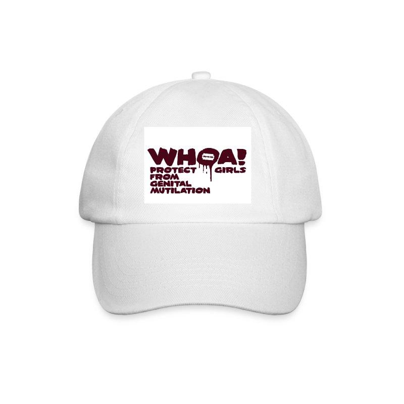 whoalogo_20 - Baseballkappe