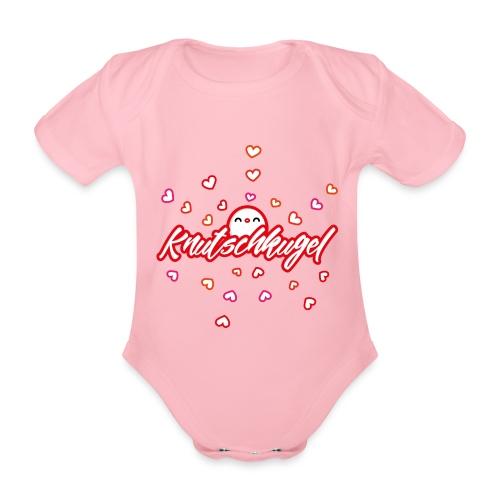 Knutschkugel - Baby Bio-Kurzarm-Body