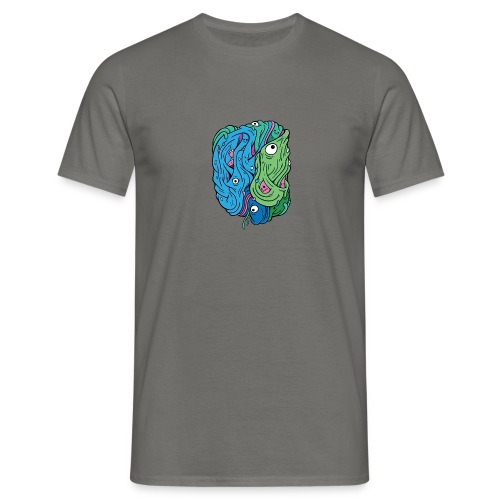 Deformed 2 - Men's T-Shirt