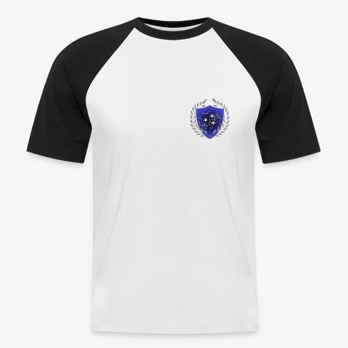 T-Shirt Herren - Männer Baseball-T-Shirt