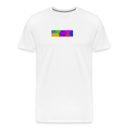 Disappointment Box Logo - Men's Premium T-Shirt