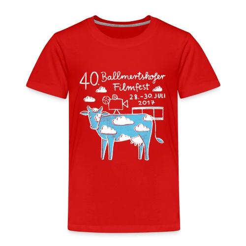 Kinder T-Shirt 2017 - Kinder Premium T-Shirt
