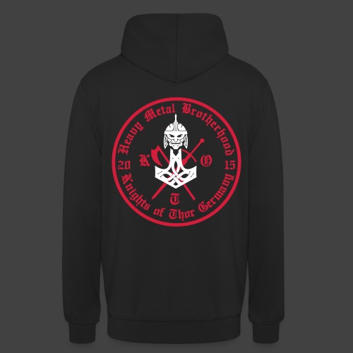 Supporter / Brotherhood - Unisex Hoodie