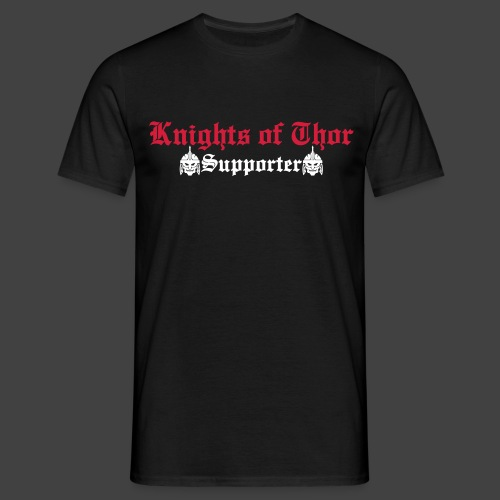 Supporter / Brotherhood T-Shirt - Männer T-Shirt