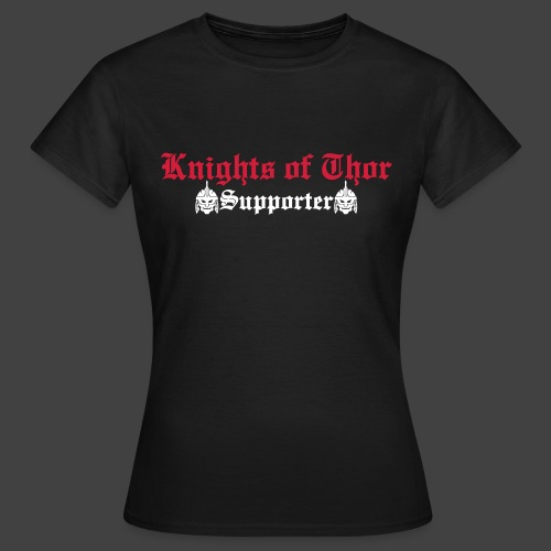 Supporter / Brotherhood T-Shirt Frauen - Frauen T-Shirt