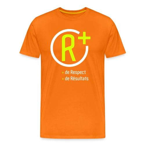 t shirt R+ Homme - T-shirt Premium Homme