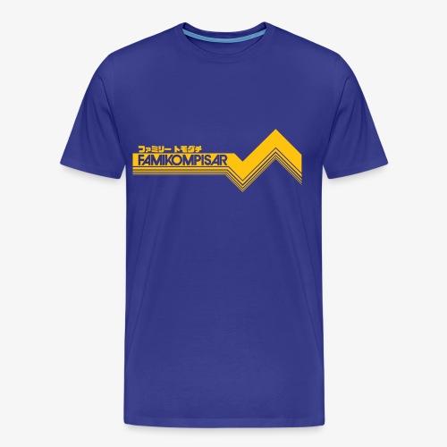 Famikompisar t-shirt (herr) - Premium-T-shirt herr