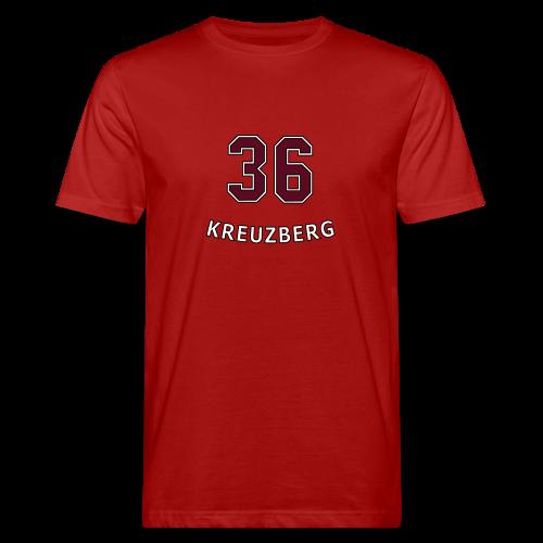 KREUZBERG 36 - Männer Bio-T-Shirt