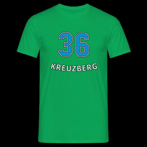 KREUZBERG 36 - Männer T-Shirt