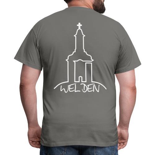 T-Shirt St. Thekla Welden - Männer T-Shirt