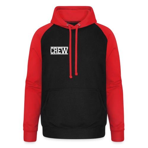 Crew Pullover - Unisex Baseball Hoodie