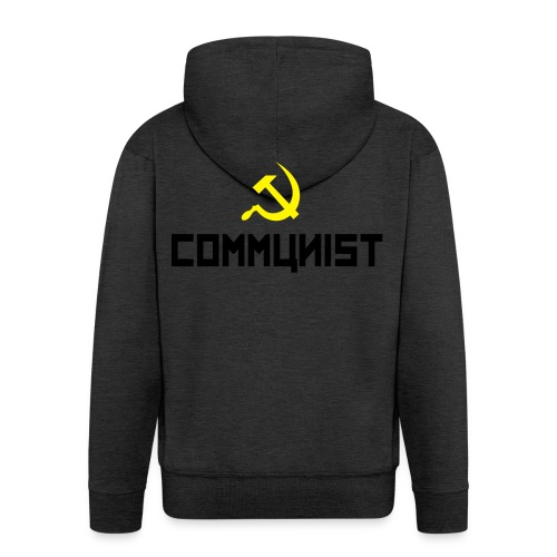 Communist - Premium Hettejakke for menn
