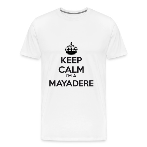 ♂ - Mayadere Keep Calm - Men's Premium T-Shirt