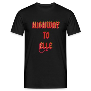 Highway To Elle TS H B&C 2 coul - T-shirt Homme