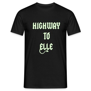 Highway To Elle TS H B&C phosphorescent - T-shirt Homme