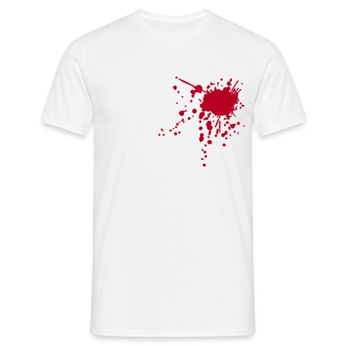 t-shirt (herre) - T-skjorte for menn
