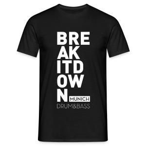 Boy Black 2017 - Männer T-Shirt