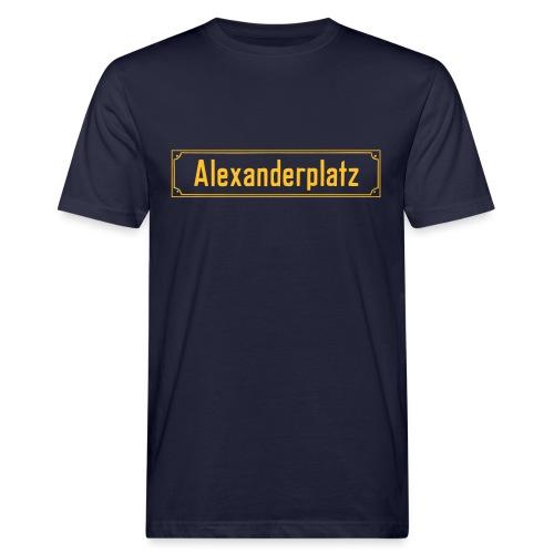 Alexanderplatz Berlin  - Männer Bio-T-Shirt