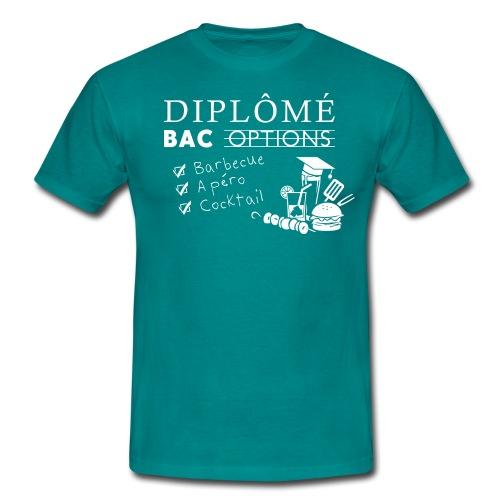 Diplômé - T-shirt Homme