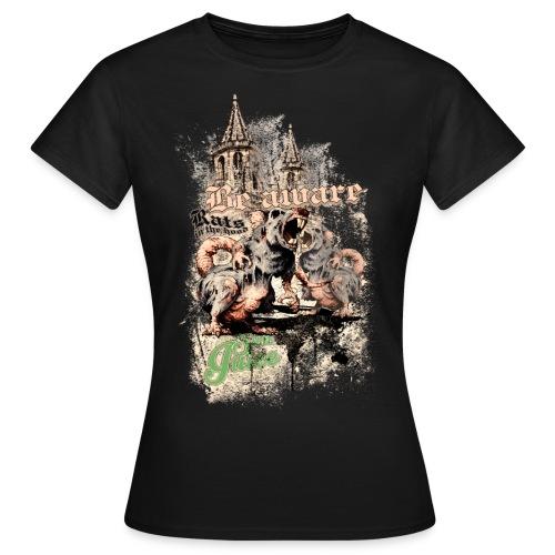 Rats Damen - Frauen T-Shirt